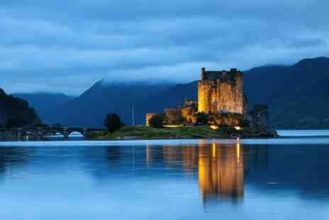 The Royal Highland Hotel - Two night Scottish Highlands escape for two with breakfast - Save 0%