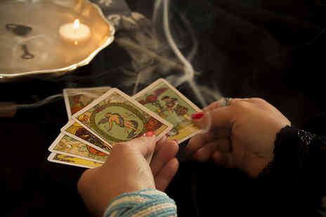 Crown Holistic Therapies - Tarot card reading via email  - Save 60%