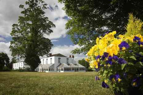 The Wroxeter Hotel - Afternoon tea for two with a glass of sparkling wine each   - Save 56%