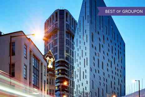 M By Montcalm - One to Three Nights stay For Two With Breakfast and Prosecco - Save 31%