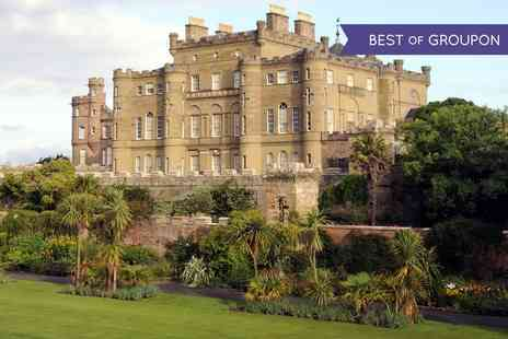 Culzean Castle - One to Three Nights stay For Two With Breakfast, Tea and Prosecco  - Save 0%