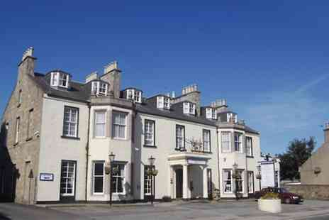 Kintore Arms Hotel - One to Three Nights stay For Two With Breakfast Plus Wine and Dinner  - Save 61%
