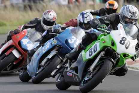 Melville Motor Club - Scottish Championship Motorcycle Racing with a Steve Hislop Memorial Race on 12 and 13 September - Save 0%