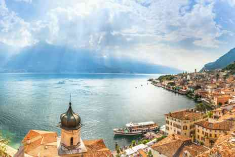 Hotel Garda Suite - Two, Three, Four or Five Nights stay in a Four star hotel on Lake Garda With boat trip, wine tasting  - Save 37%