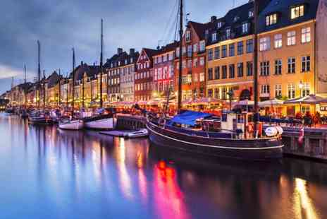 Hotel Osterport - Two nights in central Copenhagen with breakfast buffet - Save 50%