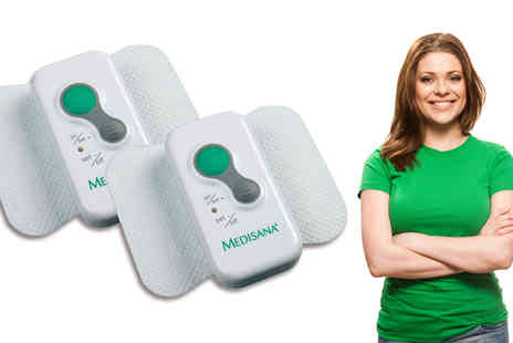 Medhealth supplies - 2 x Medistim Electronic Pain Relieving Plasters - Save 0%