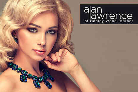 Alan Lawrence Hairdressers - Wash, Cut and Blow Dry with Top Stylist - Save 69%