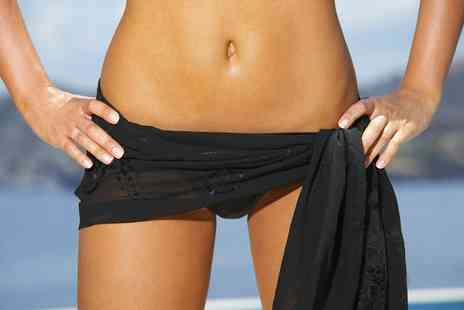 The Beauty Spot - Brazilian or Hollywood Hot Wax With Optional Underarm or Full leg Wax  - Save 0%