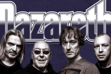 AGMP present Nazareth - Ticket to see Nazareth - Save 40%