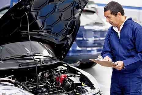 Pitstop Garage - MOT or Basic Car Service with Silver Valet  - Save 0%