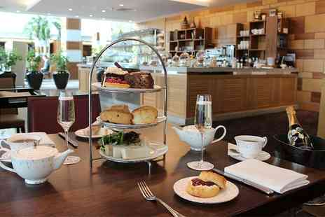 Sofitel Heathrow - Afternoon Tea or Champagne Afternoon Tea for Two - Save 50%