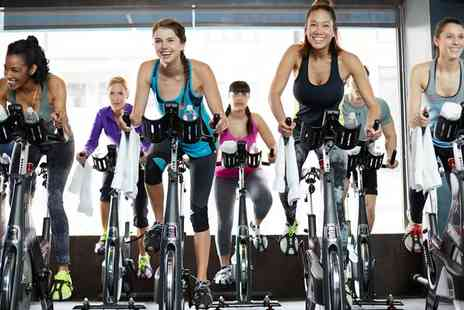 Evo Fit - Five  Indoor Cycling Classes  - Save 0%