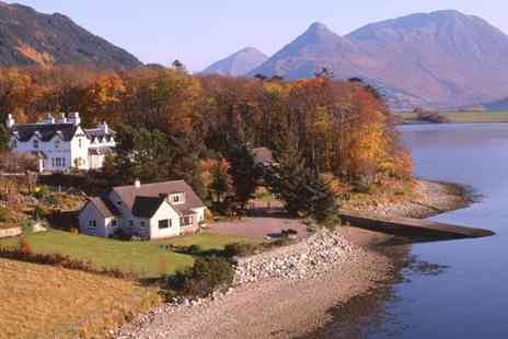 Loch Leven Hotel - Two to Three Nights stay For Two With Breakfast, Dinner and Bubbly  - Save 58%