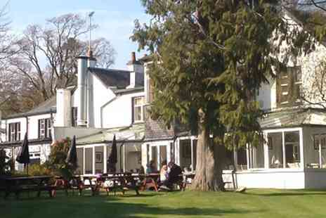 The Killearn Hotel - One Night stay For Two With Breakfast or 2 Nights Plus Dinner and Wine - Save 51%