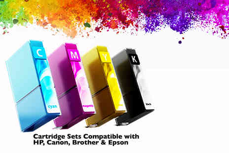 PrinterInks - Printer ink cartridges compatible  - Save 77%