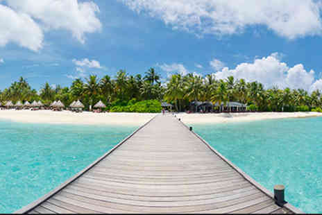Calypso Lanka Holidays - Five night Maldives break including full board 4 star accommodation and seaplane or speedboat transfers - Save 0%