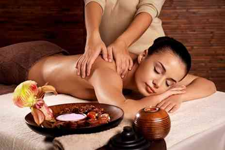 Faith Hair & Beauty - Full Body Massage with Chocolates and Refreshment  - Save 0%