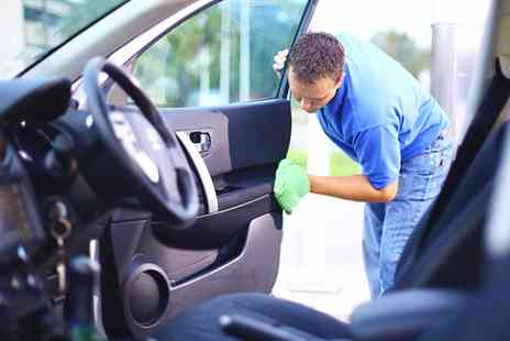 Valet Me Pro Car Wash - Mini Valet, Car Seat Upholstery Valet or Deluxe Valet Service  - Save 68%