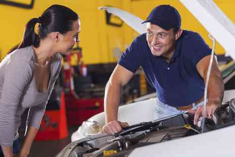 Cuts Tyres & Exhausts  - 54 Point Car Service With Oil and Filter Change  - Save 63%