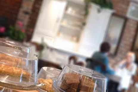 Heath House Farm - Afternoon Tea for Two with Optional Prosecco - Save 46%
