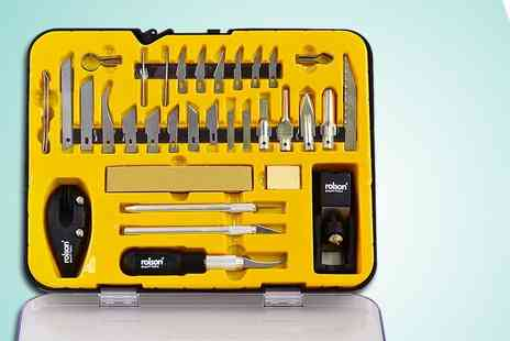 Rolston Tools - Thirty six piece culinary set - Save 53%