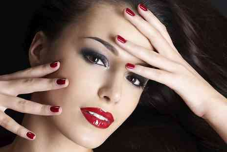 Val & fabi fabulous beaty - Choice of Nail Treatments with Optional Facial - Save 45%