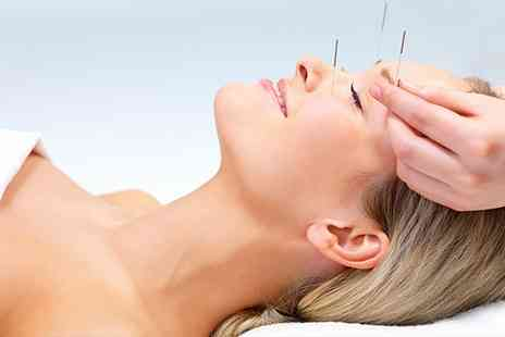 ACT Clinic - One Hour Session of Facial Cosmetic Acupuncture - Save 75%
