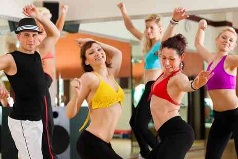 Dance Reality Studios - Six Adult Dance Classes - Save 67%