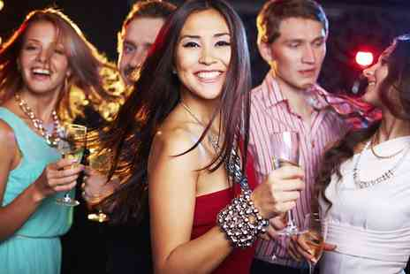 Boogie Lounge - Club Hire for 160 Guests with DJ and Security  - Save 55%