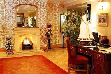 WatersEdge Hotel - One Night stay For Two With Breakfast - Save 41%