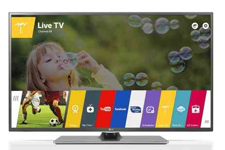"Ruro  - LG 42LF652V Smart 3D 42"" LED TV  With Free Delivery - Save 27%"