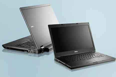 "Computer Remarketing  - Refurbished Dell Latitude E6410 14.1"" Laptop With Free Delivery - Save 0%"
