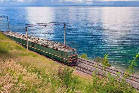 Trans Siberian Express  - A unique train journey from Moscow to Beijing for Seventeen Nights stay with flights hotels  - Save 0%
