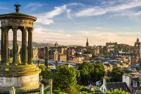 Hotel Mercure Edinburgh Quay  - One or Two Nights stay in a central Edinburgh hotel and entrance to The Edinburgh Dungeon - Save 51%