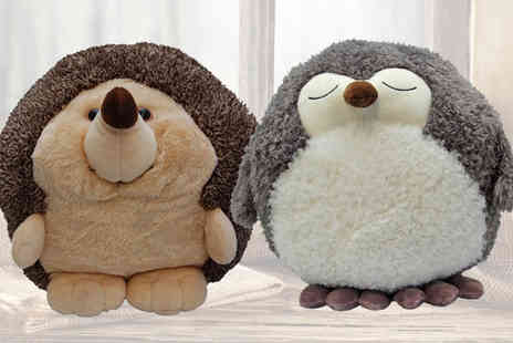 Flostream  - Hedgehog or Owl Handwarmers - Save 0%