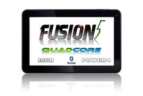 Fusion5 Tablets - 10.1 inch Fusion5 Xtra Quad Core Android Tablet - Save 70%