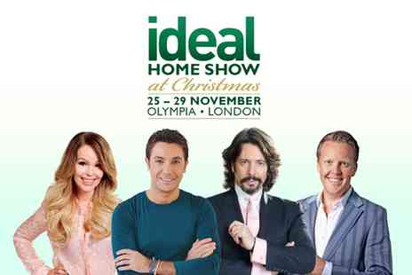 Ideal Home Show - Two Tickets to Ideal Home Show  - Save 60%