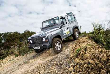 BBC Top Gear Track Experience -  BBC Top Gear Off Road Driving Experience - Save 42%