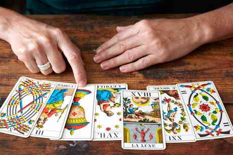Beam Holistic Therapy - Half Hour of Tarot Card Reading - Save 0%