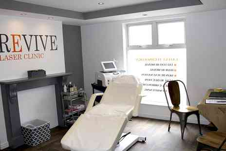 Revive Laser Clinic - Three  Sessions of Tattoo Removal  - Save 63%