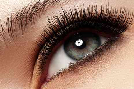 Clash Hair and Beauty - Express Lashes With Eyebrow Waxing and Tinting  - Save 58%