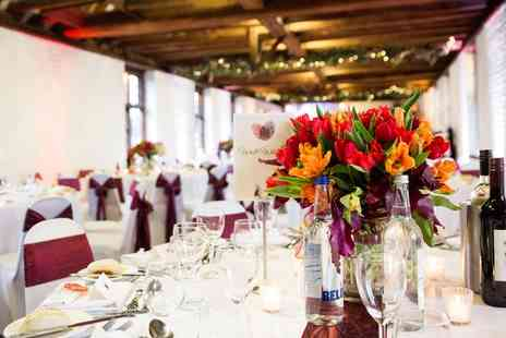Heritage Restaurant and Bar - Wedding Package with a Three Course Meal for Up to 60 Guests   - Save 56%