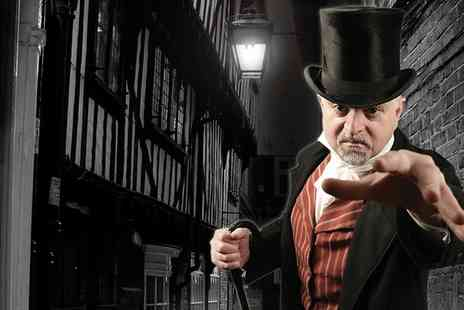 Ghost Creeper - Ghost walk Tour For Two - Save 50%