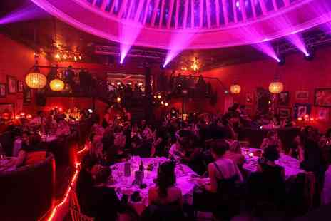 Proud Cabaret Brighton - Burlesque and Cabaret Show With Three Course Dinner and Sparkling Cocktail  - Save 57%