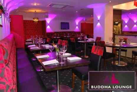 The Buddha Lounge Whitefield - £28 for Three Course Pan Asian Meal For Two - Save 60%