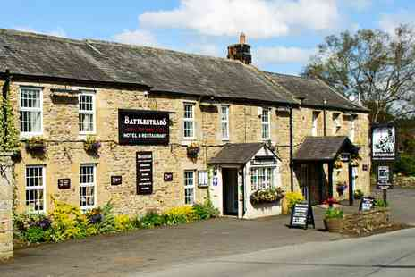 Battlesteads Hotel & Restaurant - Two Night Stay with Eight Course Dinner - Save 50%