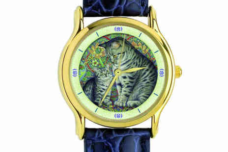 Lyncroft Marketing Services - Lesley Anne Ivory Cat Watch - Save 0%