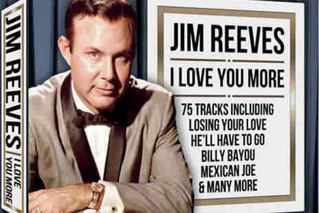 N & M Promotions - JIM REEVES I LOVE YOU MORE 3CD SET - Save 0%