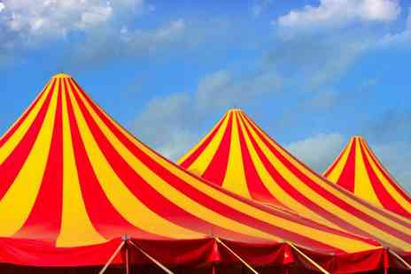 Russells International Circus - Family Ticket for up to Five  - Save 44%