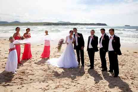 Ballyliffin Lodge  - Wedding Package for 80 Guests   - Save 48%